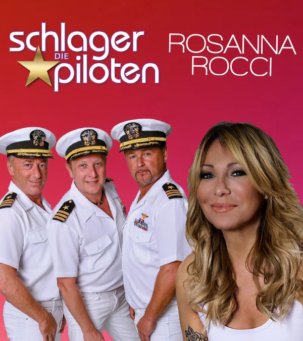 Die Schlagerpiloten & Rosanna Rocci